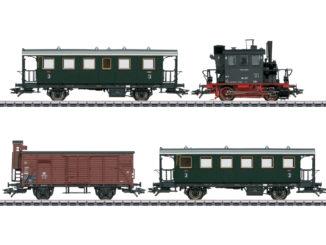 Märklin 26609 – Personenzug mit Güterwagen