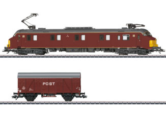 Märklin 26613 - Elektrischer Post-Triebwagen Serie mP 3000
